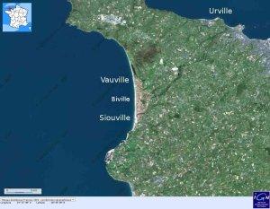 Le Nord Cotentin et ses spots