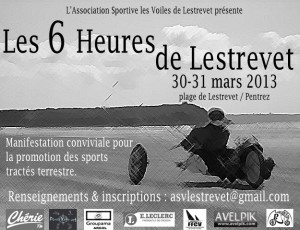 affiche 6 heures 2013